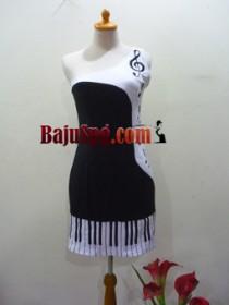 Baju SPG Nexian Music Edition front
