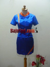 Baju spg XL front