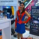 Baju seragam spg sony spiderman 2