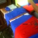 Baju seragam spg sony spiderman 3