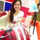 baju seragam spg KTM 5 2012