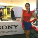 baju seragam spg sony spiderman 2012