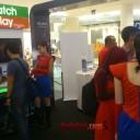 baju seragam spg sony spiderman 2012 5