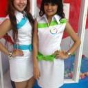 baju seragam spg telkom vision 3 2012