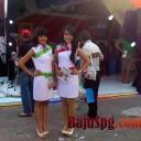 baju seragam spg telkom vision 5 2012