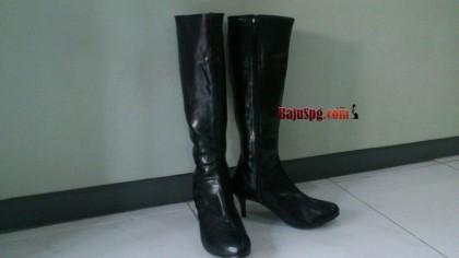 sepatu boot spg sony