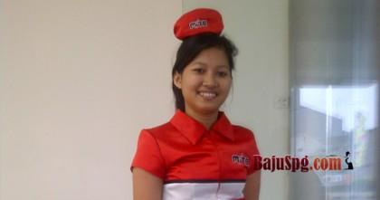 Baju Seragam SPG Mito di PRJ