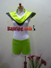 Baju Seragam SPG Spectrum front