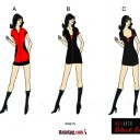 desain baju neslite draft satu, pertama kali design yang diberikan ke pihak prinsipal rokok neslite
