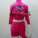 Seragam SPG Suzuki lets pink back