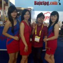 baju seragam Dyna interfood 2012
