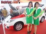 Baju Seragam SPG Toyota di PRJ 2013