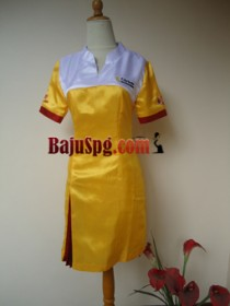 Baju Seragam SPG Mother's Choice front
