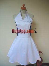 Baju Seragam SPG Perfection Putih front