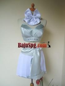 Baju Seragam SPG Sony XPERIA front