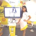 Baju Seragam SPG Indosat Event