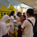 Baju Seragam SPG Indosat Event Margo City Depok