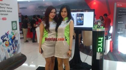 Baju Seragam HTC Event Gandaria City Jakarta