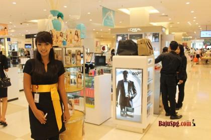 Jasa Baju Seragam Beauty Advisor