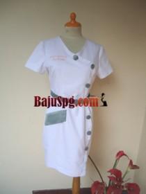 Baju Seragam SPG Avene2 front