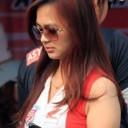 Baju Umbrella Girl Honda Racing Championship Malang