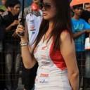 Baju Umbrella Girl Honda Racing Championship Malang 3