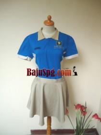 Seragam Kasir Golf Club Gading Mas front