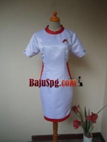 Baju Seragam SPG F1 front