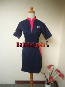 Baju SPG Dress EF front