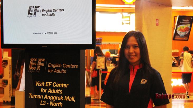 Baju Seragam SPG EF (English First) 2015