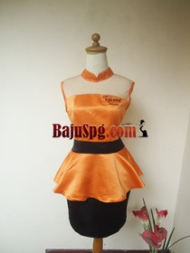Baju Seragam SPG Tycoon Classic front