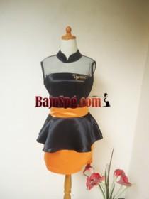 Baju Seragam SPG Tycoon Romantic front