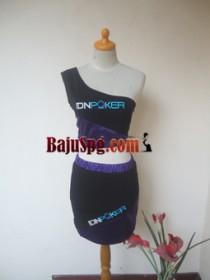 Baju Seragam SPG Indplay  front