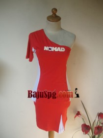 Baju Seragam SPG Nomad two piece front