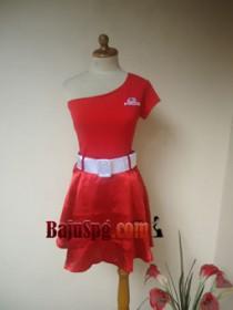 Baju Seragam SPG RCB front
