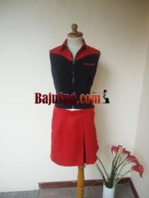 Baju Seragam SPG VIAR front