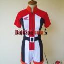 Baju Seragam SPG HONDA Merah Hitam front