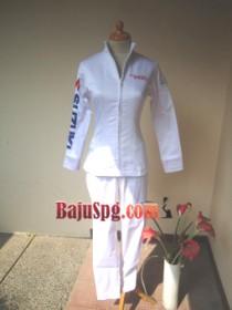 Baju Seragam SPG  Suzuki 2015 front