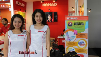 Pilihan Baju Seragam SPG Nomad PRJ 2015