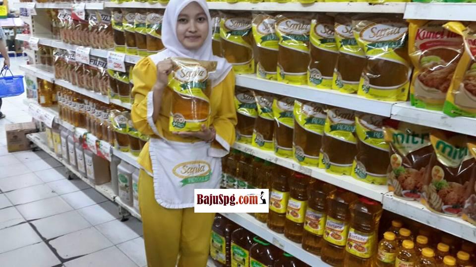Seragam Departemen Store Sania Royale