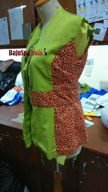 Jasa Jahit Seragam Baju Batik Jakarta