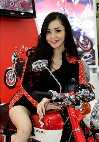 Seragam Honda Batik Jakarta