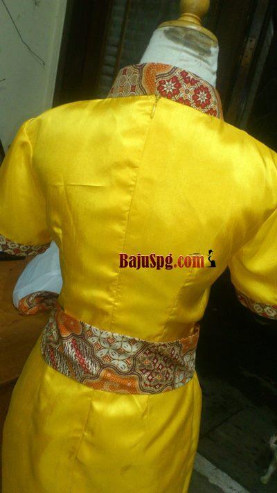Baju Seragam Batik Kerja Jakarta
