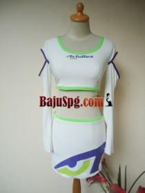 Baju Seragam SPG Achilles front