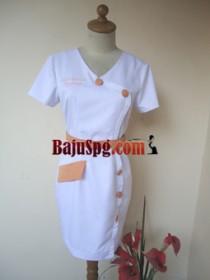 Baju Seragam SPG Avene1 front