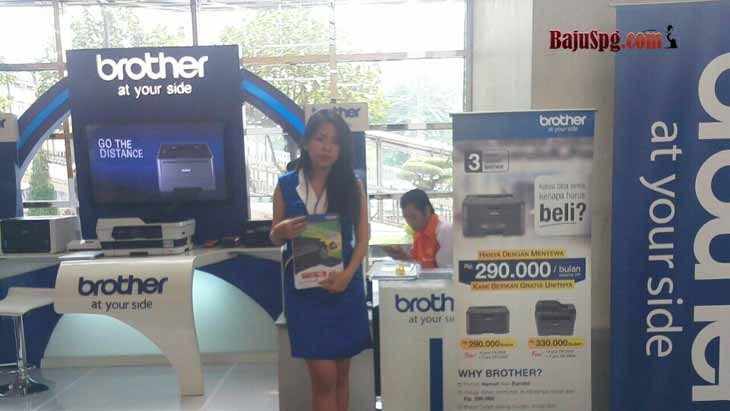 Seragam-SPG-Brother-Event-ANZ-Tower