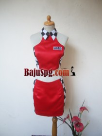 Baju Seragam SPG BRM Chronographes front