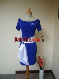 Baju Seragam SPG JBA Indonesia front