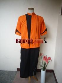 Baju Seragam SPB AJ Brandon Resto Korea front