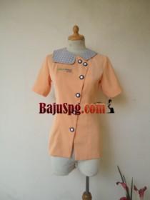 Baju Seragam SPG PROSPINE CLINIC Salem front